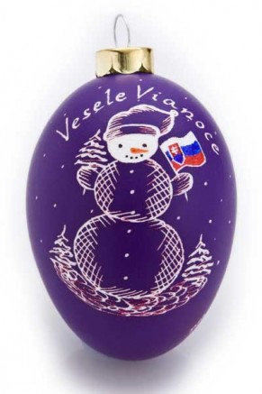 International Snowman - Slovakia (is-9)