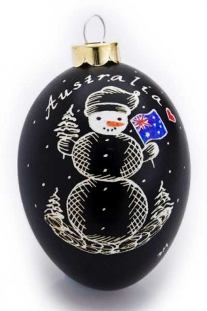 International Snowman - Australia (is-10)