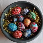 Ukrainian-Egg-Decorating,-Part-I