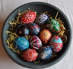 Ukrainian Egg Decorating (45-60min) - Daniela M Czech and ...