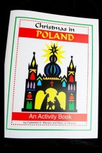 Christmas in Poland - An Activity Book (book-pa2)
