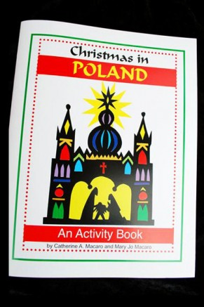 Christmas in Poland - An Activity Book (book-pa2)