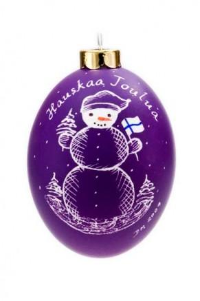International Snowman - Finland (is-6)