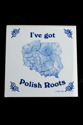 Magnet - I've got Polish Roots