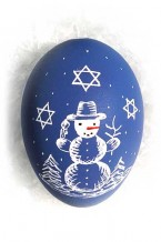 Star of David/Snowman (re-17)