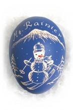 Mt Rainier/Snowman skier (wa-1)