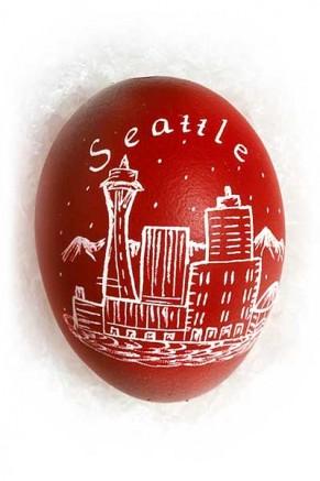 Skyline of Seattle (wa-6)